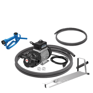 SAMSON 560 301E DEF 120 VAC ELECTRIC PUMP KIT WITH SOLURA