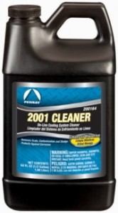 PENRAY 2001 ON-LINE COOLING SYSTEM CLEANER (6/1GAL)