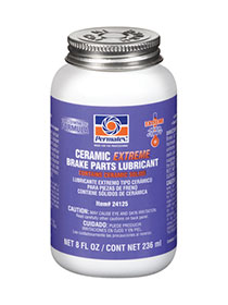 PERMATEX-#24125 PURPLE CERAMIC BRAKELUBE 8OZ