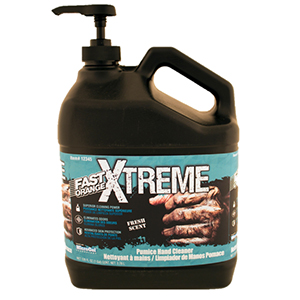 PERMATEX-#23218 FAST ORANGE HAND CLEANER 4X1GAL